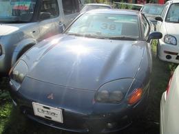 三菱 GTO 3.0 SR 4WD