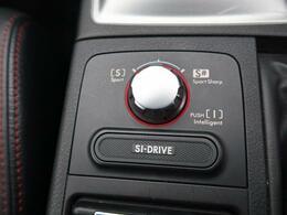 SI-DRIVEが付いています!インテリジェントモード・スポーツモードなど燃費を意識した走りや、スポーティな運転など、シーンに応じた使い方が可能です♪