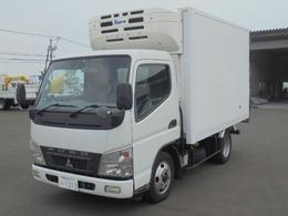 三菱ふそう キャンター 4.9ディーゼル ・2t冷凍冷蔵車・インパネ5速マニュアル