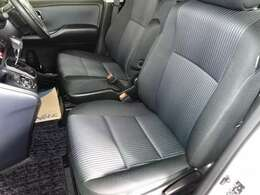 フロントシートです。シートは車両から取り外して徹底洗浄!安心してお座りいただけます!