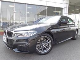 BMW 5シリーズ 523d xドライブ Mスピリット ディーゼルターボ 4WD 18AWアドバンスPKGデモカー認定中古車