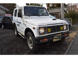 スズキ ジムニー 550 ターボ バン 4WD 5速マニュアル車 ターボ