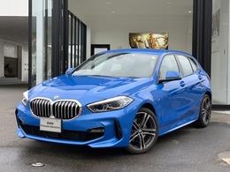 BMW 1シリーズ 118i Mスポーツ DCT 弊社デモカーETC18AW衝突軽減ブレーキ