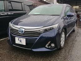 トヨタ SAI 2.4 G 純正ナビ・Bカメラ・電動シート・スマキー