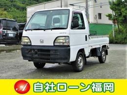ホンダ アクティトラック 660 SDX 三方開 5速ミッション 車検整備付き エアコン
