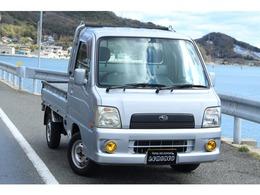 スバル サンバートラック 660 TC スーパーチャージャー 三方開 4WD 4WD エアコン オートマ