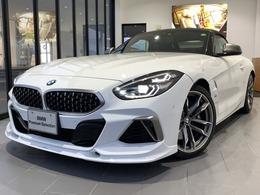 BMW Z4 M40i 現行モデル 直列6気筒エンジン ACC