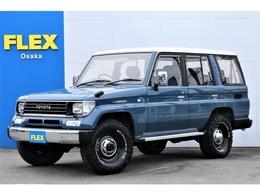 トヨタ ランドクルーザープラド 3.0 SXワイド ディーゼルターボ 4WD ナロー換装