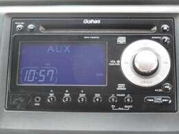 『純正オーディオ』(WX-128CU)(機能詳細は製造元HPをご参照下さいませ)