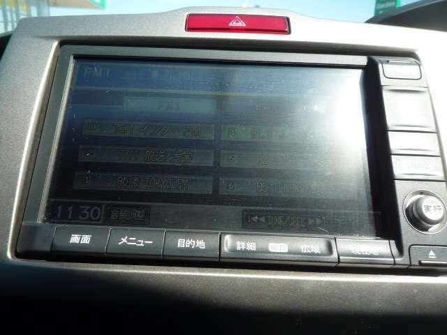 ラジオも聴けるので、長時間のドライブでも退屈せずに済みます♪