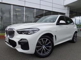 BMW X5 xドライブ 35d Mスポーツ 4WD 20AW黒革全方位カメラデモカー認定中古車