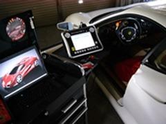 フェラーリ&マセラティー専用テスター「SD2&SD3」フェラーリを取扱うには不可欠なツールです。