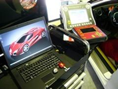 フェラーリ・マセラティー専用最新テスターを新たに導入しました。