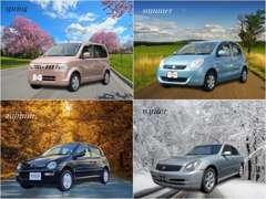 数々の販売実績からあなたの『乗りたいお車』をお探し致します。