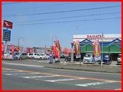 大分県県北の軽自動車専門店!!オールメーカー総台数150台の品揃え!