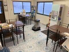 NEW事務所は明るく開放感のある商談スペースになりました(^^♪