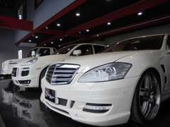 ベンツ・BMW・欧州車メインの豊富なラインナップを取り揃え!