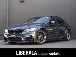 BMW M3セダン M DCT ドライブロジック カーボンFRスポイラー Mパフォテール