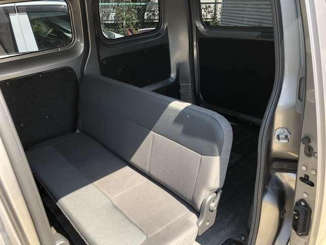 ★後部座席クリーニング済みです。綺麗な状態で納車いたします!!