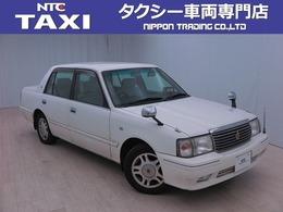 トヨタ クラウンセダン 2.0スーパーサルーン LPG タクシー