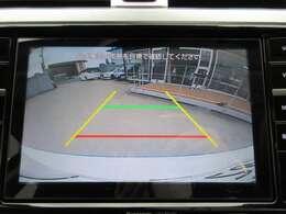 純正8型SDナビですので大画面を堪能出来ますね♪ ガイド線付バックカメラ付きなので車庫入れも安心ですね♪