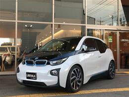 BMW i3 スイート レンジエクステンダー装備車 茶革 ACC 純正HDDナビ