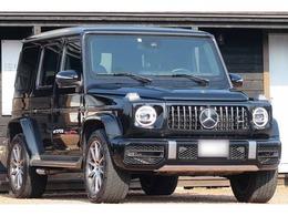 メルセデスAMG Gクラス G63 4WD 黒レザー 記録簿 スペアキー