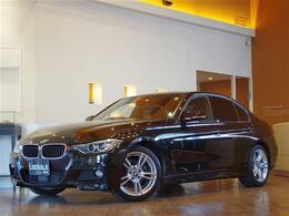 BMW 3シリーズ 320d Mスポーツ ACC 純ナビ Bカメラ 衝突軽減B LDW