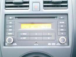 日産純正CDチューナー搭載♪ご希望であればメモリーナビを取り付けることも可能ですので、価格や機能など詳しくはスタッフまでお問い合わせ下さい。