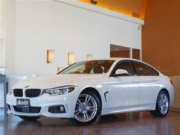BMW 4シリーズグランクーペ 420i Mスポーツ インテリセーフ ACC 純正ナビTV Bカメラ