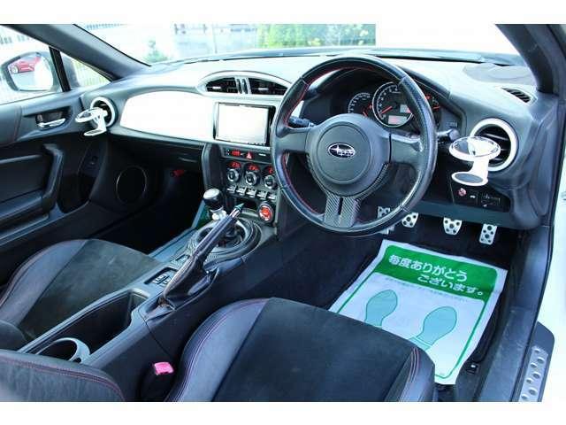 ◆全てのお客様に気持ちよくお車をご覧いただける様、入庫時に室内のにおい・汚れに効果のある特別クリーニングを施工しております。