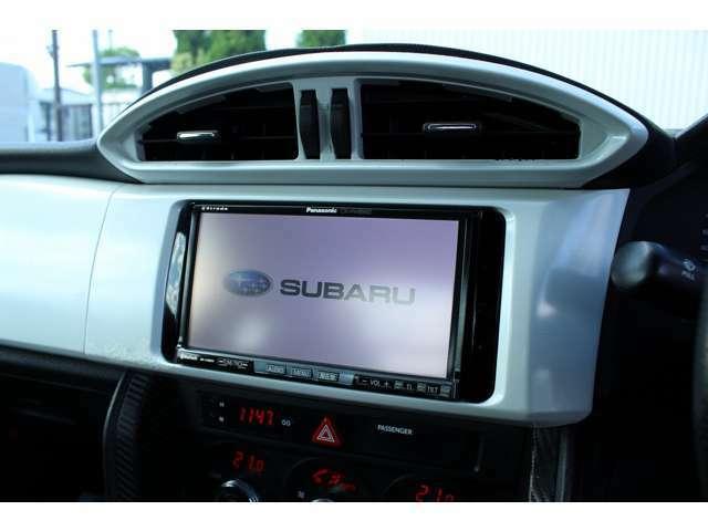 ◆【Panasonic/Strada】HDDナビ フルセグ DVDビデオ再生 ミュージックサーバー Bluethooth USB カラーバックカメラ