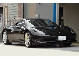 フェラーリ 458イタリア F1 DCT LEDステアリング フロントリフティング