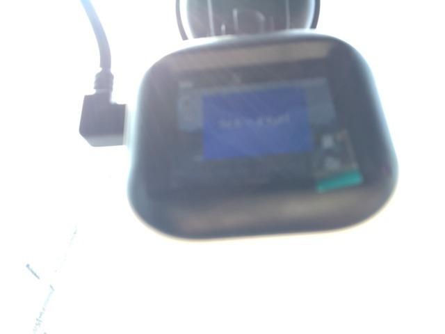 ドライブレコーダー付きです。