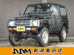 スズキ ジムニー 660 サマーウインド リミテッド 4WD 4WD/ターボ/タイミングベルト交換済み