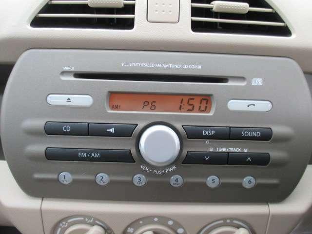 純正CDステレオの画像です