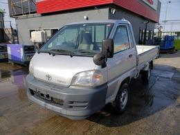 トヨタ タウンエーストラック 0.85トン平 4WD