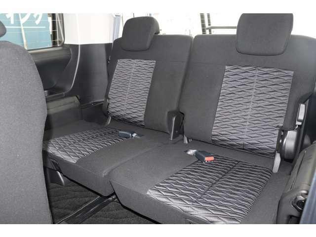サードシートの脱着ボルトキットも人気です!