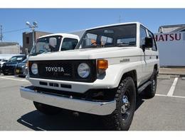 トヨタ ランドクルーザー70 S-BJ70V NOX/PM法不適合車 3B・5速