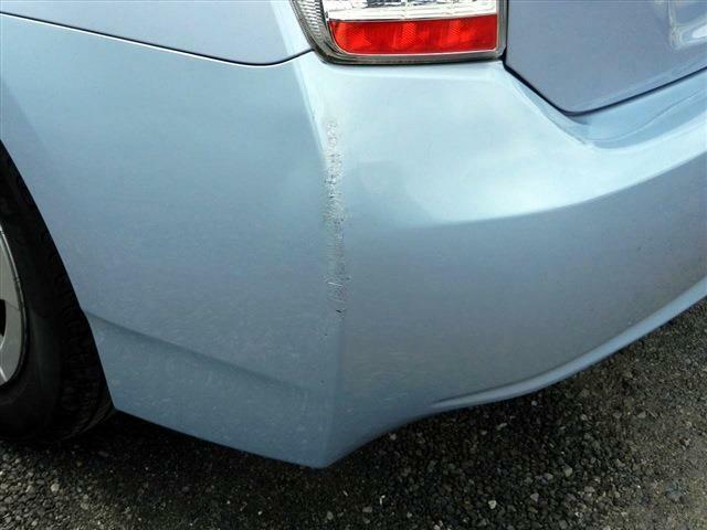 左リヤバンパー部分擦り傷有り。 その他多数擦り傷等ございますので詳しくは現車確認してご確認下さい。