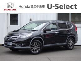 ホンダ CR-V 2.4 24G レザーパッケージ 4WD ワンオーナー 純正FOPナビ レザーシート