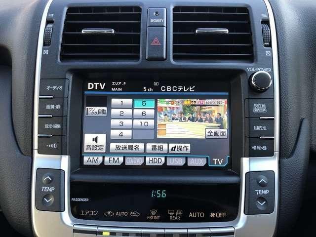 ◇フルセグTV見れます!走行中視聴をご所望の方は、TVキャンセラー取り付けが必要になりますのでお気軽にご相談ください!◇