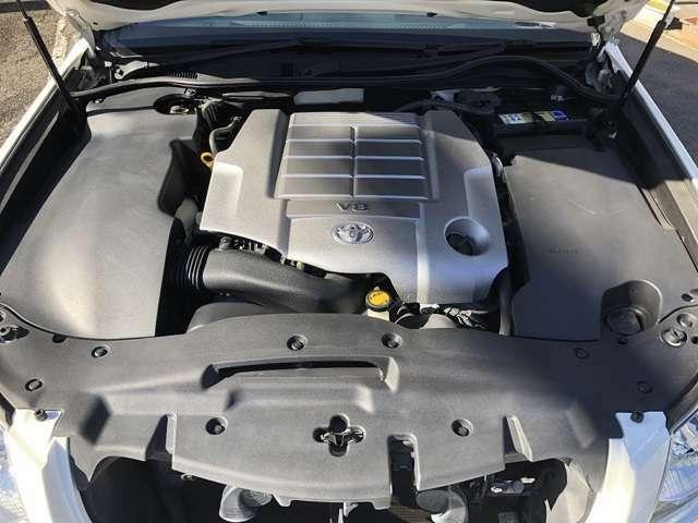 ◇4.6リッターV型8気筒DOHCエンジンです!◇