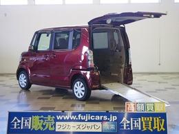 ホンダ N-BOX+ 660 G 車いす仕様車 4WD 福祉車両 純正ナビ Bモニター ドラレコ
