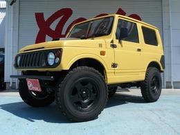 スズキ ジムニー 660 ワイルドウインド 4WD リフトアップ 社外アルミ マッドタイヤ