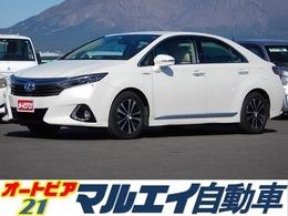 トヨタ SAI 2.4 G 純正ナビ・Pスタート・LEDヘッド・純正AW