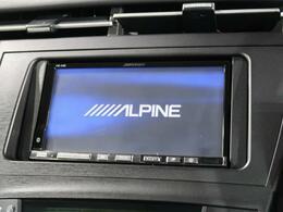 【ALPINEナビ】TVの視聴も可能です☆高性能&多機能ナビでドライブも快適ですよ☆