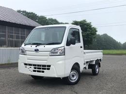 スバル サンバートラック 660 TB スマートアシスト 三方開 4WD LEDライト エアコン パワステ VDC