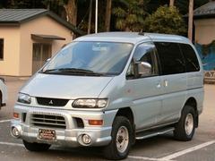 三菱 デリカスペースギア の中古車 3.0 シャモニー ハイルーフ 4WD 埼玉県比企郡ときがわ町 42.9万円