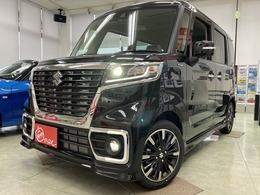 スズキ スペーシア 660 カスタム ハイブリッド XS 4WD 届出済み未使用車 フロアマット付